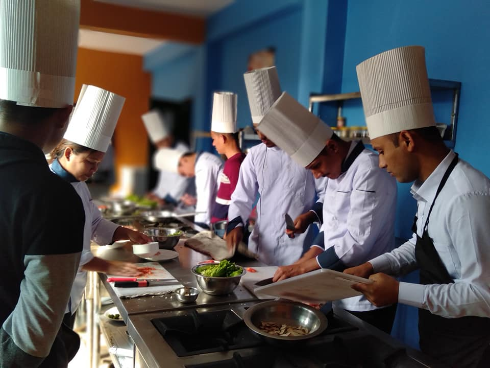 Hospitality College Butwal - Diploma in Culinary Arts in Butwal