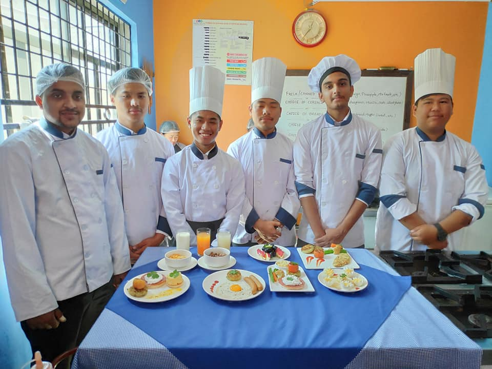 best hotel management in Butwal